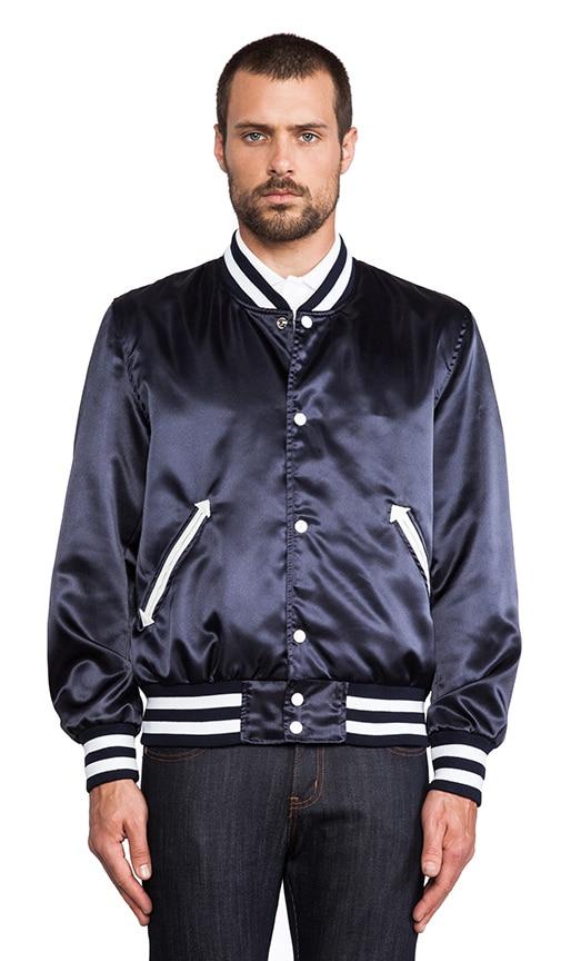 Bird Varsity Jacket