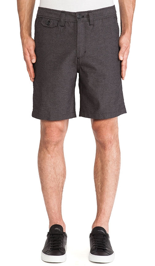 Bellows Twill Short