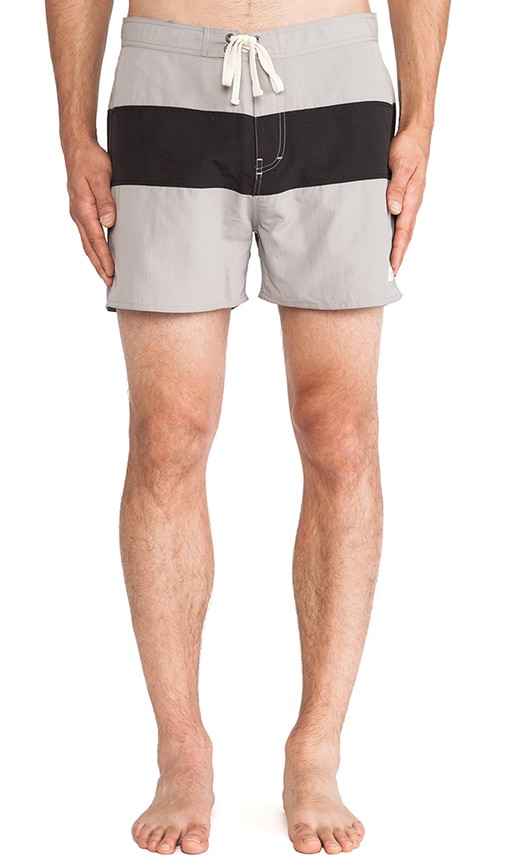 088ef77955 SATURDAYS NYC Grant Boardshort in Slate Grey | REVOLVE