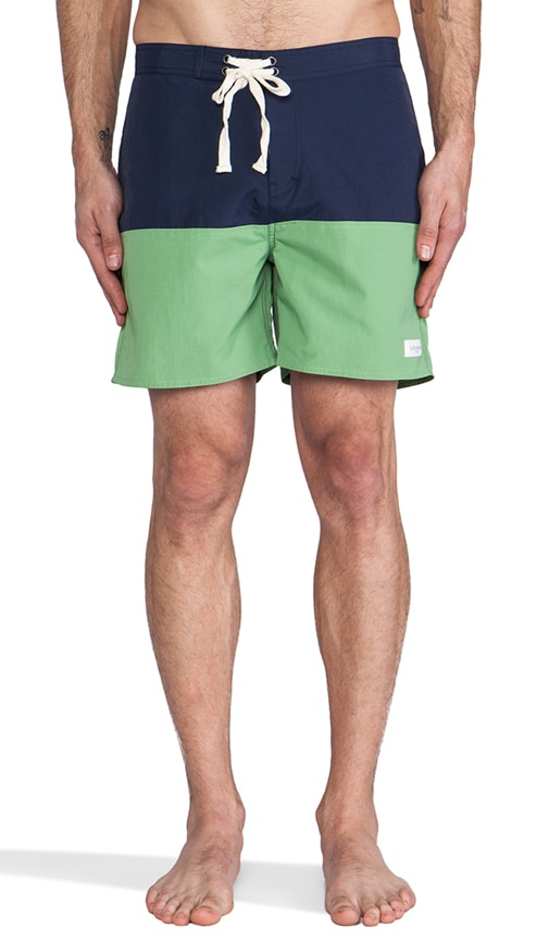9f11eb717a Ennis Thigh Length Boardshort. Ennis Thigh Length Boardshort. SATURDAYS NYC