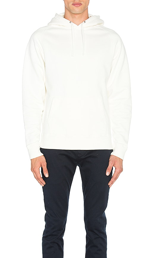 SATURDAYS NYC Ditch Hoodie in Ivory