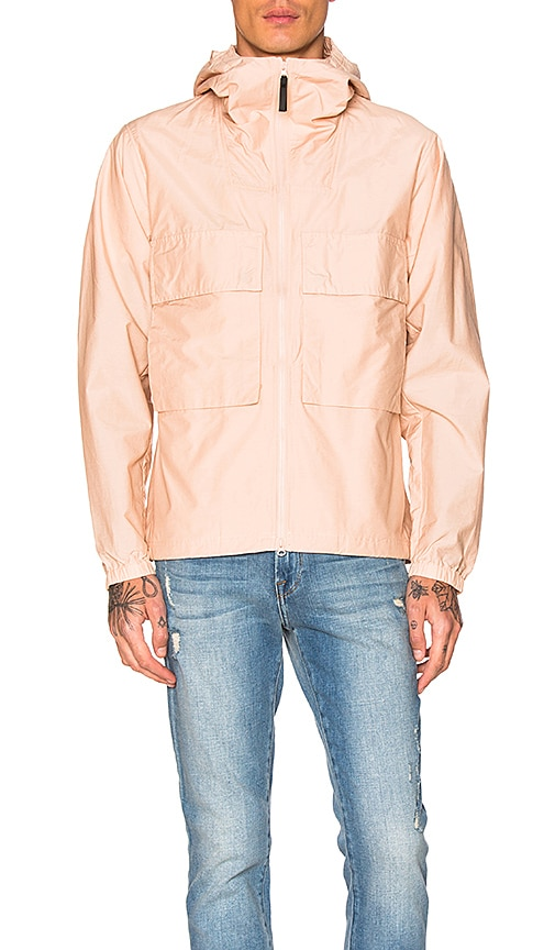 SATURDAYS NYC Travis Windbreaker in Pink