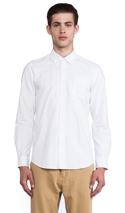 Crosby Solid Oxford