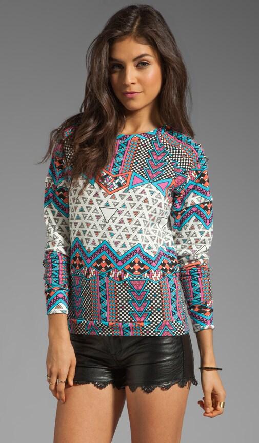 Rainbow Crew Sweatshirt