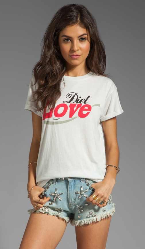 Diet Love Baggy Tee
