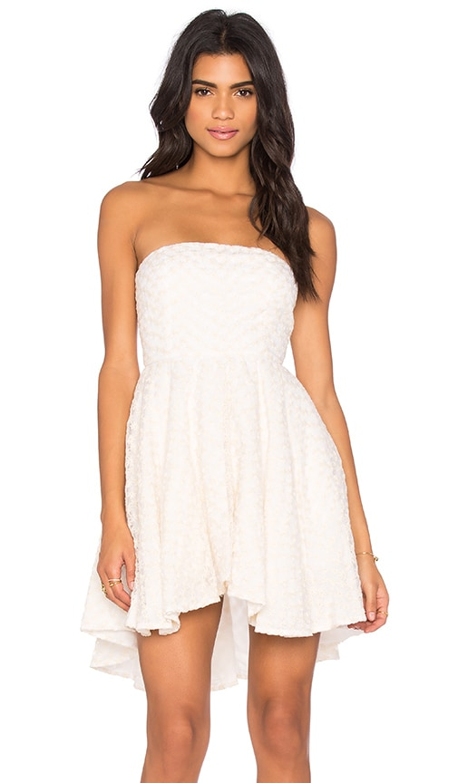 SAU Delilah Dress in White