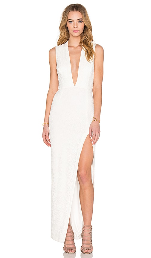 SAU Gisele Gown in Ivory