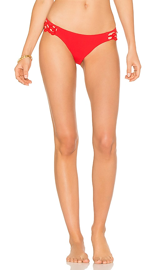 SAUVAGE Rio Bottom in Red