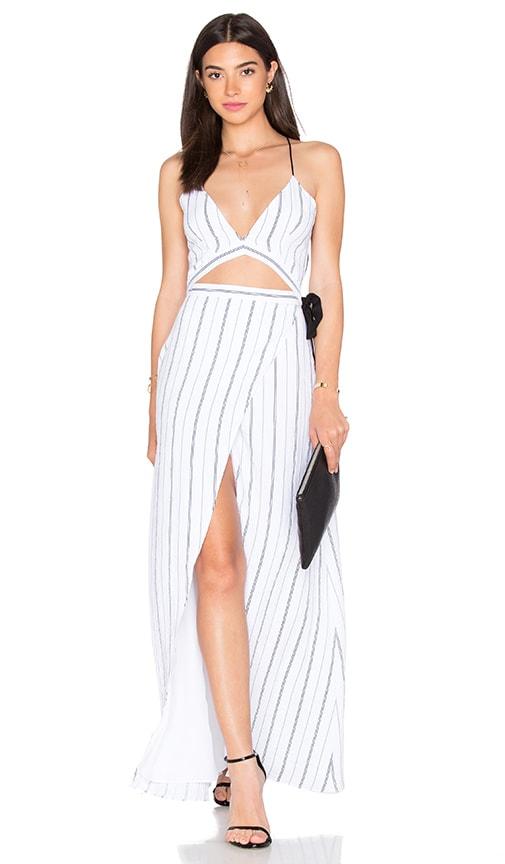 SAYLOR Dorsey Dress in White