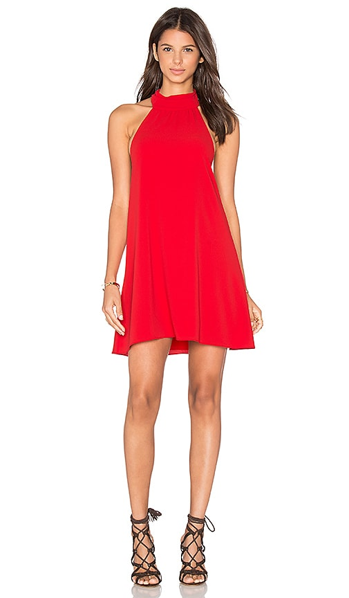 SAYLOR x REVOLVE Colette Dress in Red