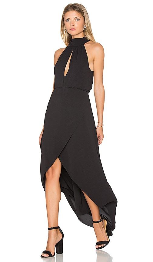 SAYLOR Lindsay x REVOLVE Dress in Black
