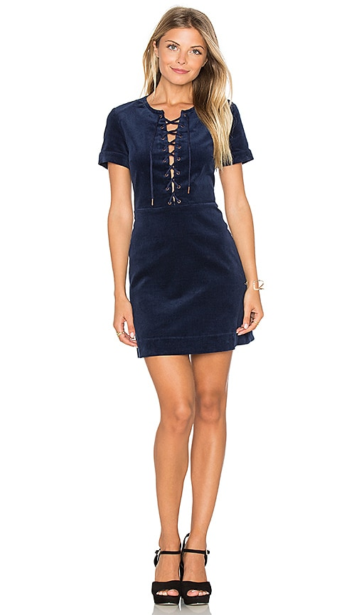 SAYLOR Billie Dress in Navy