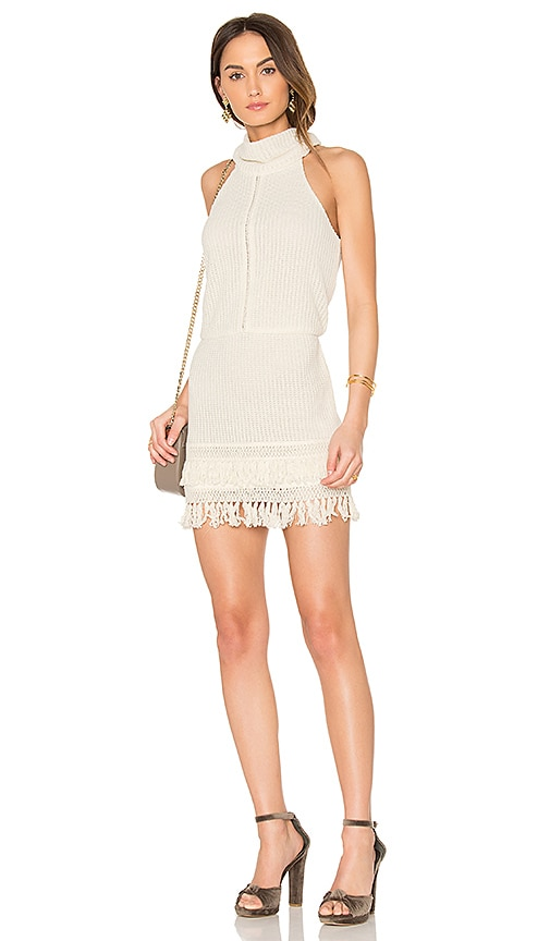 SAYLOR Rosario Dress in Ivory