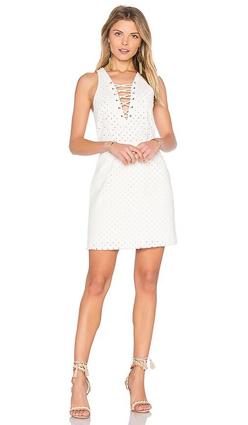 SAYLOR Nadya Dress in White