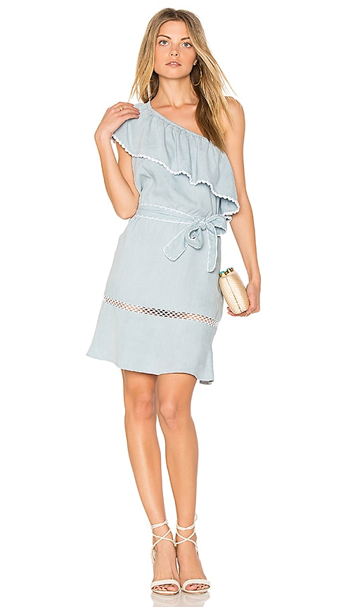 SAYLOR Haney Dress in Baby Blue