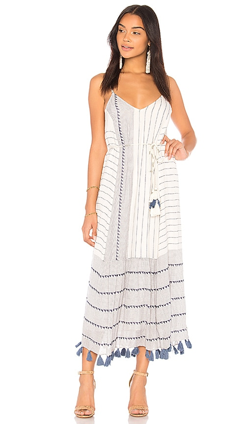 SAYLOR Frida Dress in White