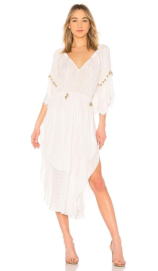 SAYLOR Rosa Dress in White