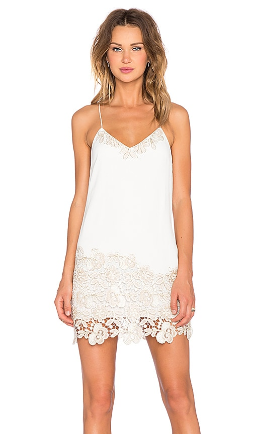 SAYLOR Carol Dress in White