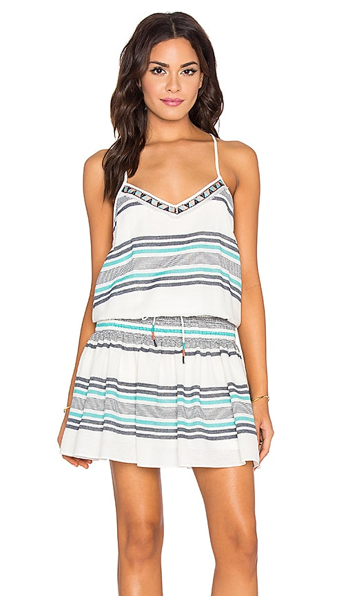 SAYLOR Callie Dress in White