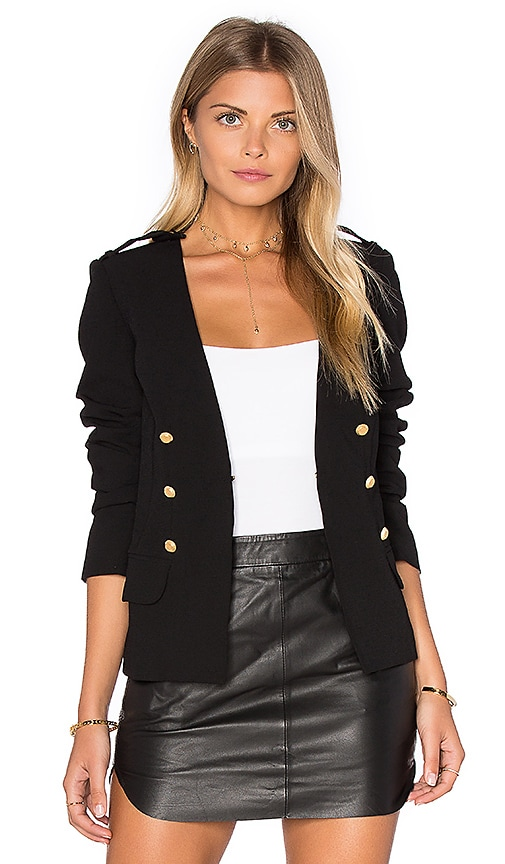 SAYLOR Shane Blazer in Black