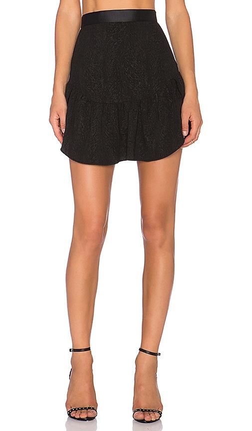 SAYLOR Brianna Skirt in Black