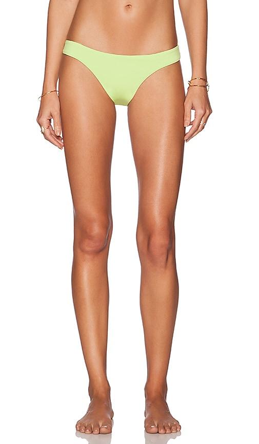 Vix Swimwear Rio Bikini Bottom in Green
