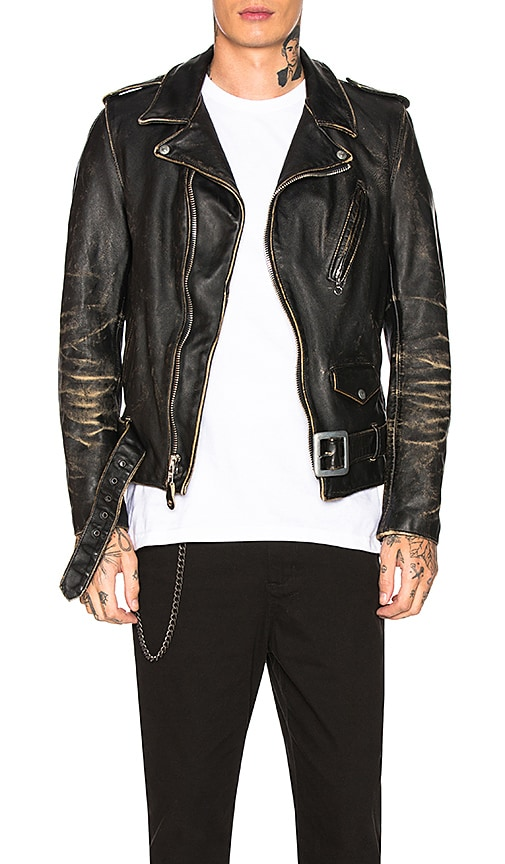 Vintage Fitted Perfecto Jacket