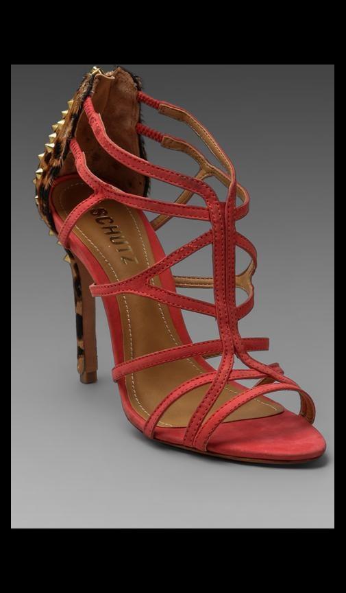 Ivana Strappy Heel