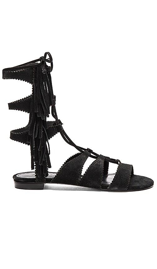 Schutz Sonya Sandal in Black