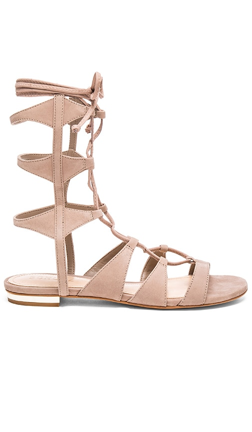 Schutz Erlina Sandal in Taupe