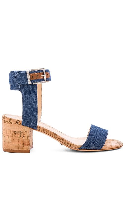 Schutz Jinger Sandal in Blue