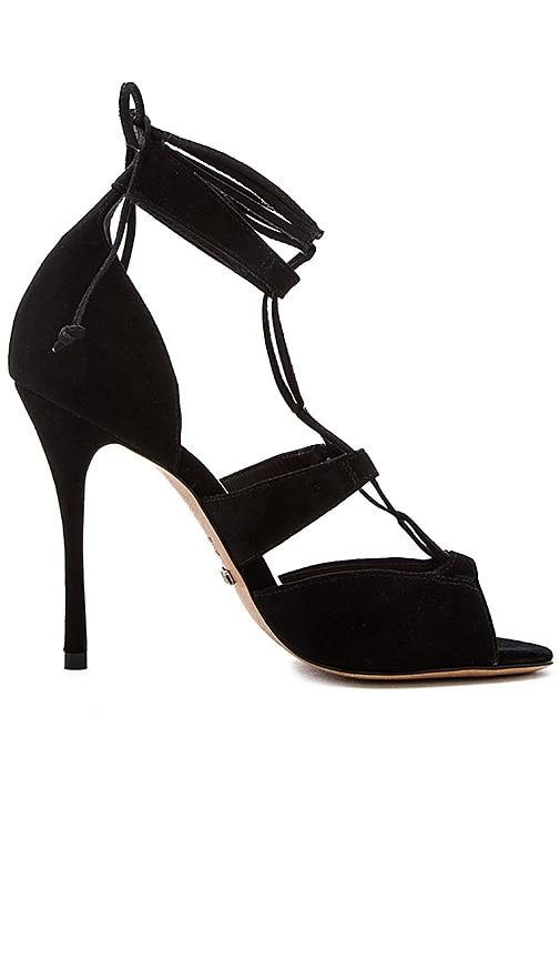 Schutz Clove Heel in Black