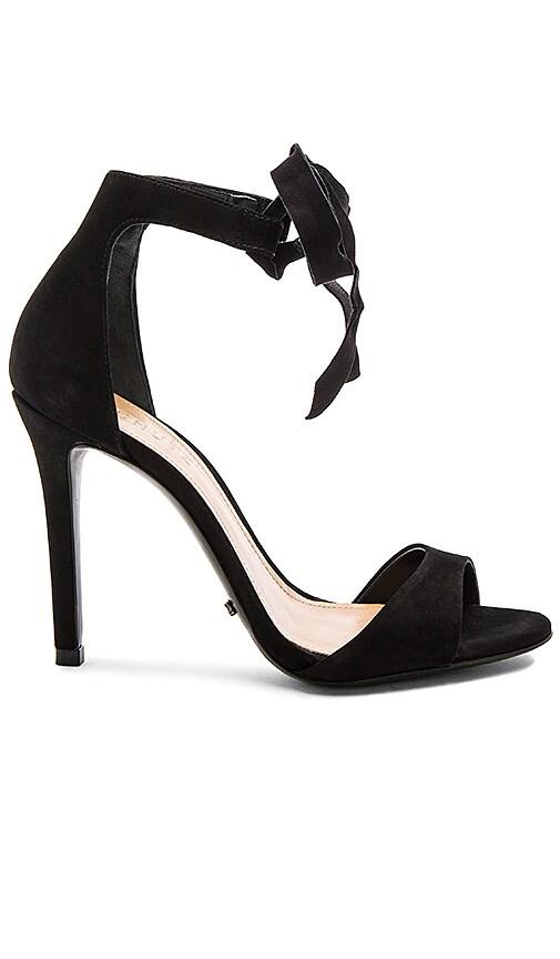 Schutz Rene Heel in Black