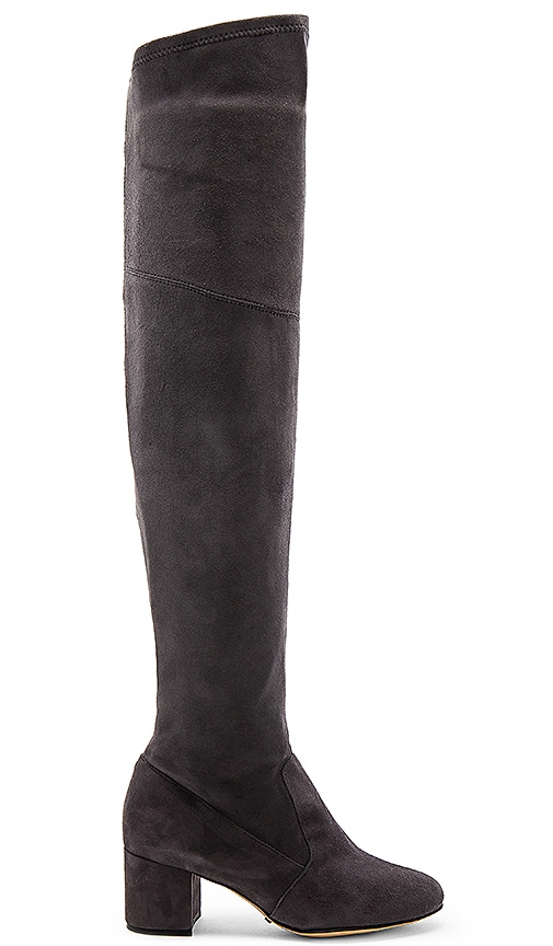 Schutz Tamarah Boot in Charcoal