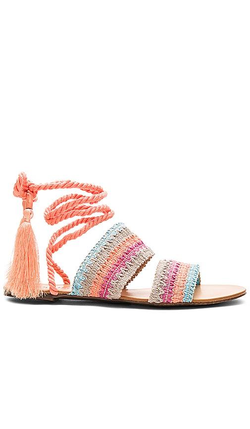 Schutz Zendy Sandal in Orange