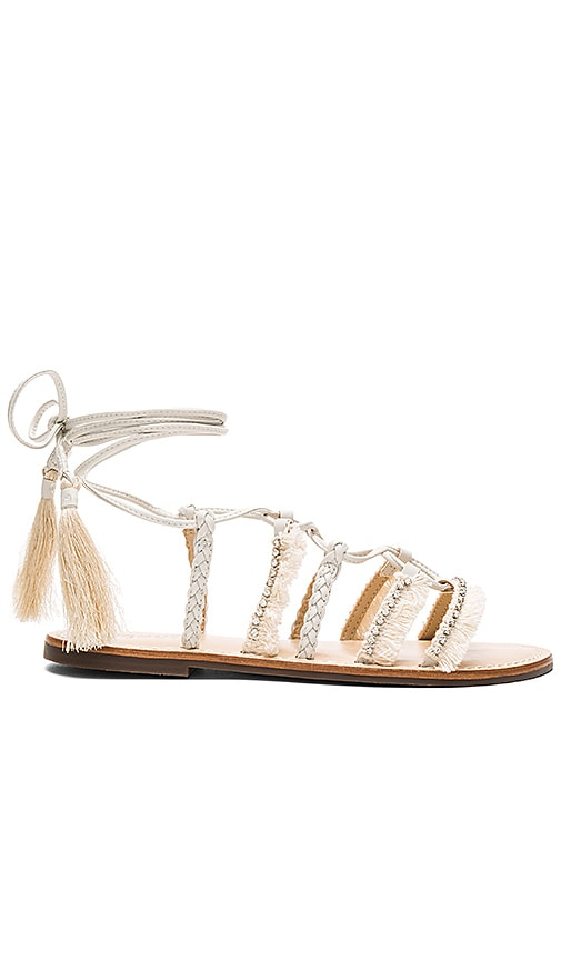 Schutz Jolina Sandal in White
