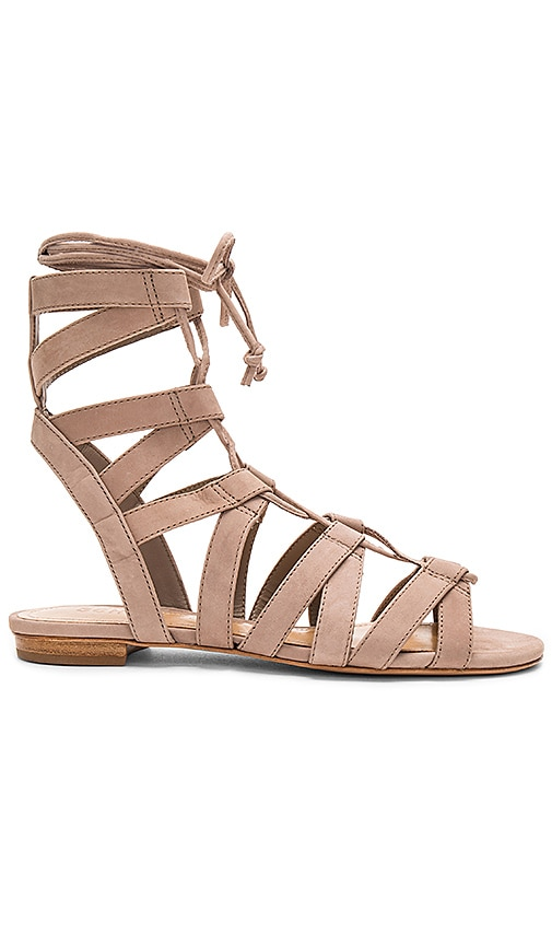 Schutz Berlina Sandal in Taupe