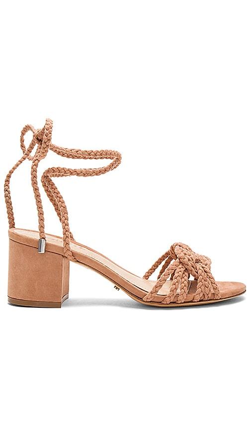 Schutz Marlie Sandal in Rose