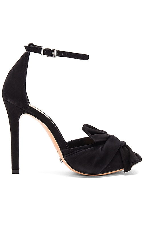 Schutz Natally Heel in Black