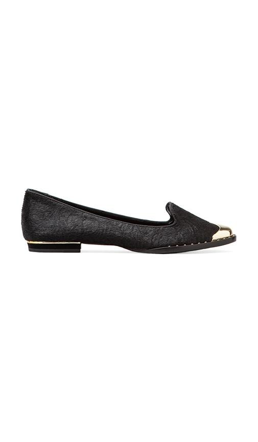 Bahia Loafer with Calf Fur