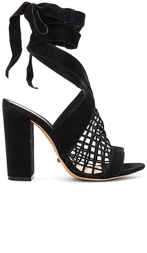 Schutz Bampy Heel in Black