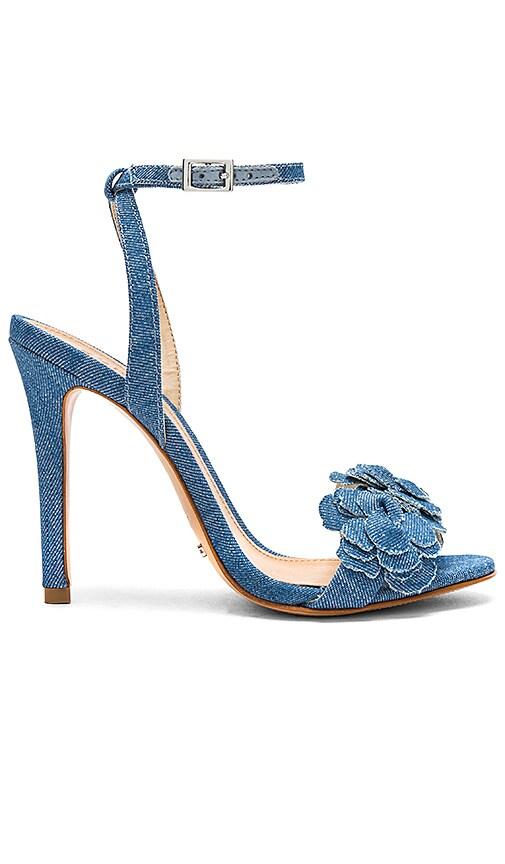 Schutz Aida Heel in Blue