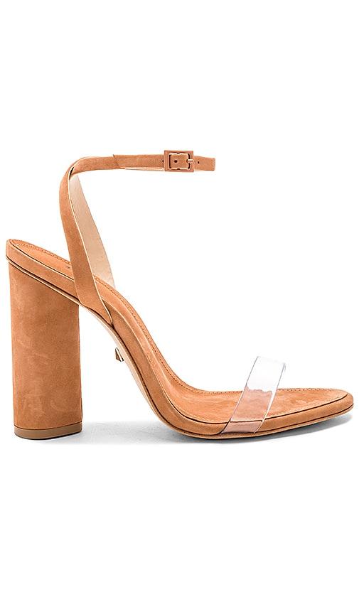Schutz Geisy Heel in Tan
