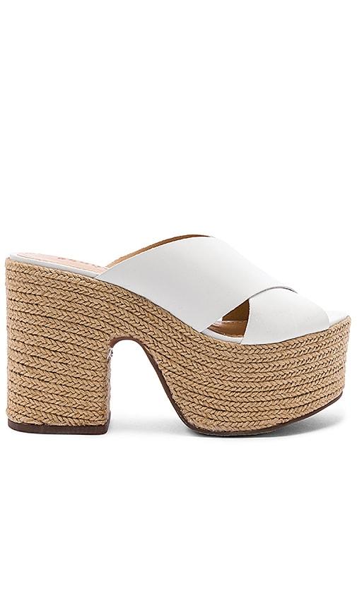 Lora Platform Sandal