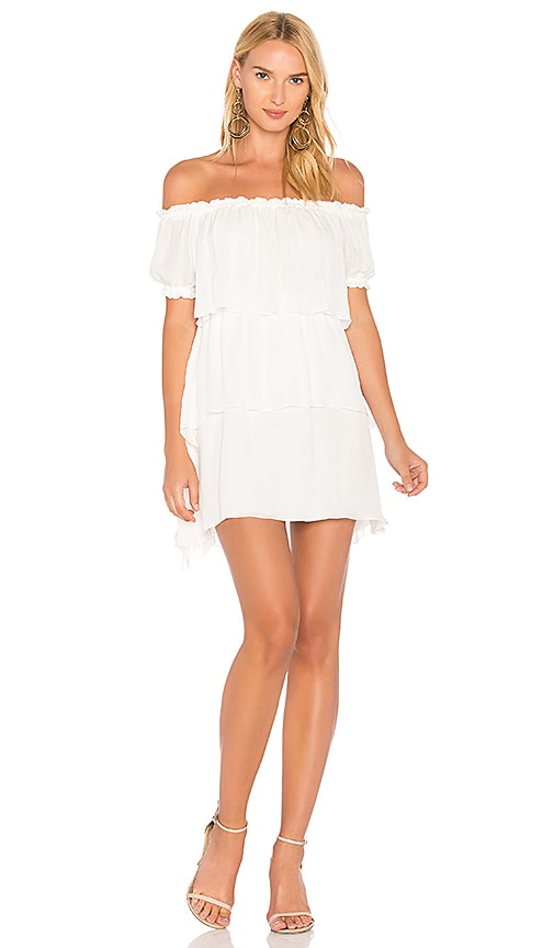 STONE_COLD_FOX Liberty Dress in White