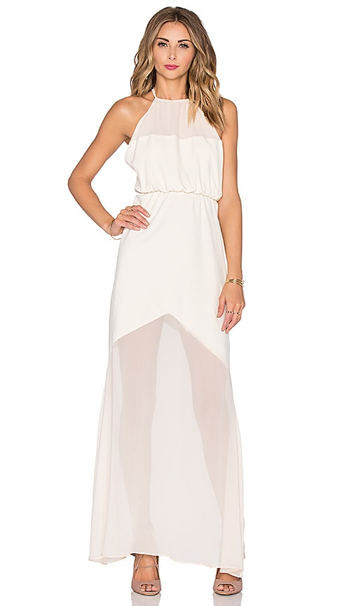 STONE_COLD_FOX Aquarius Gown in Ivory | REVOLVE