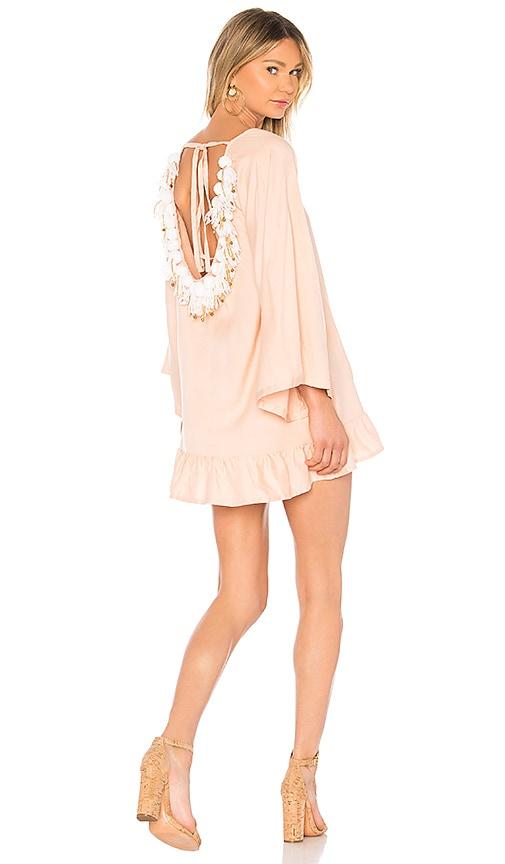 Sundress Cannelle Dress in Peach