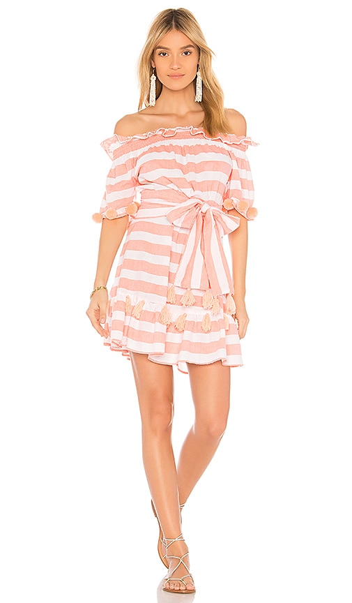 Sundress Lily Dress in Pink