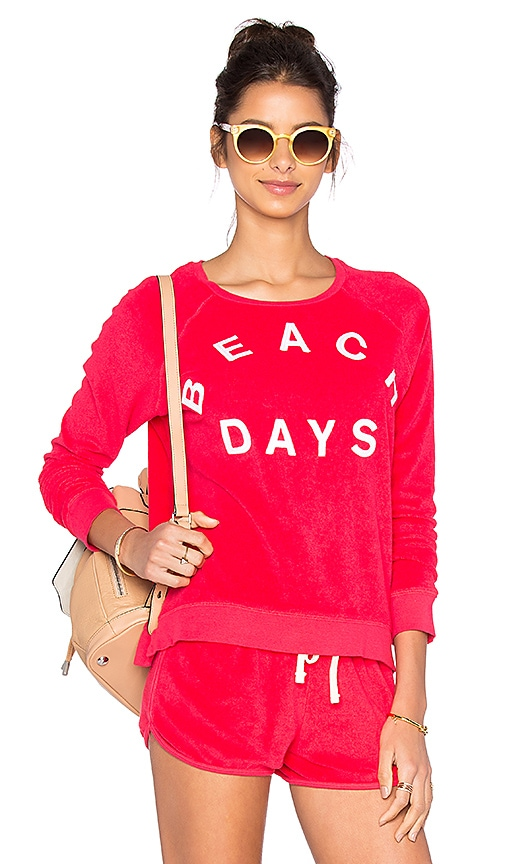Beach Days Pullover Top