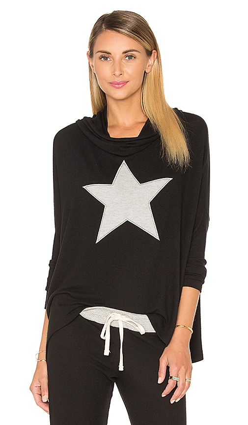 Star Drapey Pullover
